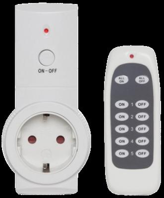 Telecommande et minuterie pour appareils électriques