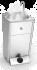 Lave mains autonome inox Eau Chaude 220 V
