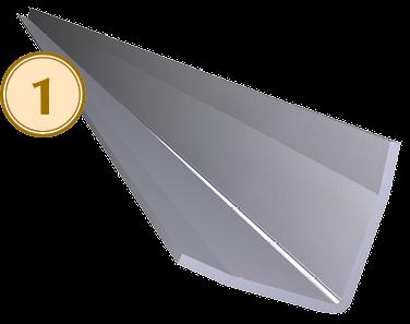 Baguette D Angle Inox : baguette d 39 angle interne inox lioninox ~ Melissatoandfro.com Idées de Décoration