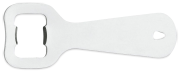Stainless steel bottle opener