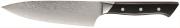 Couteau damas à poulet