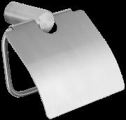 Porte rouleau inox papier WC