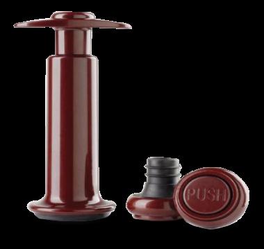 tire bouchon air pour bouteille de vin table inox. Black Bedroom Furniture Sets. Home Design Ideas