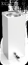 Lave-mains autonome inox portable XS-E