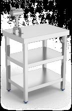 Table inox à découper le jambon RT-3D