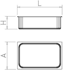 Cuvettes GN pour identification dallergènes