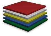 Plaque de polyéthylene pour rayonnage inox Imagine ©