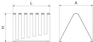 schneidbretthalter zum stellen oder aufh ngen. Black Bedroom Furniture Sets. Home Design Ideas