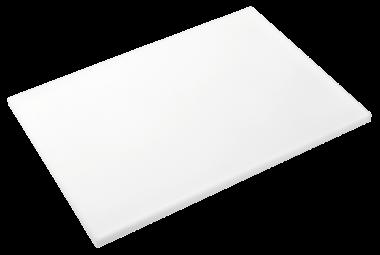 plaque de d coupe en poly thyl ne blanc p500 planche decouper blanche plaque poly thyl ne. Black Bedroom Furniture Sets. Home Design Ideas