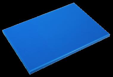 plaque de d coupe en poly thyl ne bleu p500 lioninox. Black Bedroom Furniture Sets. Home Design Ideas