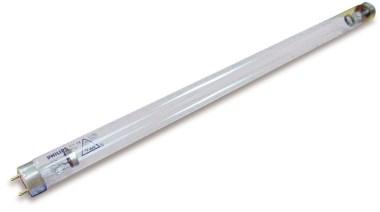 Lampe pour des armoires de stérilisation