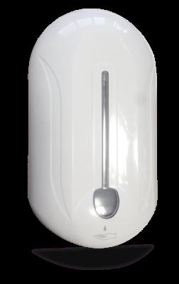 distributeur de savon automatique piles lioninox. Black Bedroom Furniture Sets. Home Design Ideas